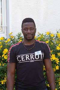 Aboubacar Sidiki CAMARA - Bénévole Accueil