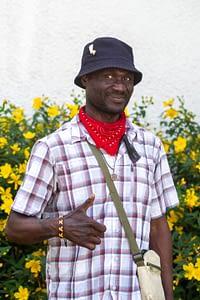 Christian WAMBO SOUOP- Bénévole Vestiaire